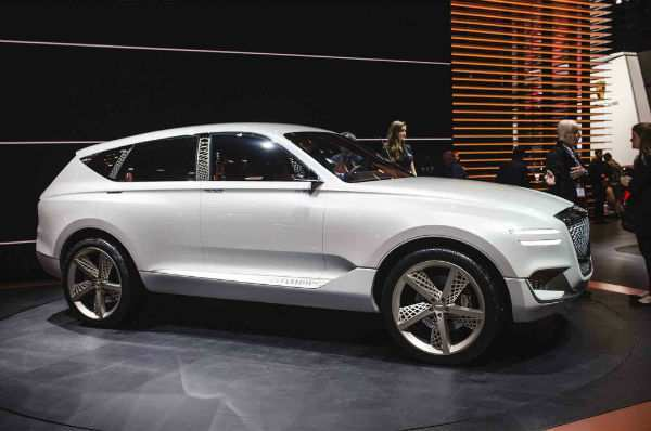 59 All New 2020 Hyundai Genesis Suv Release Date And Concept