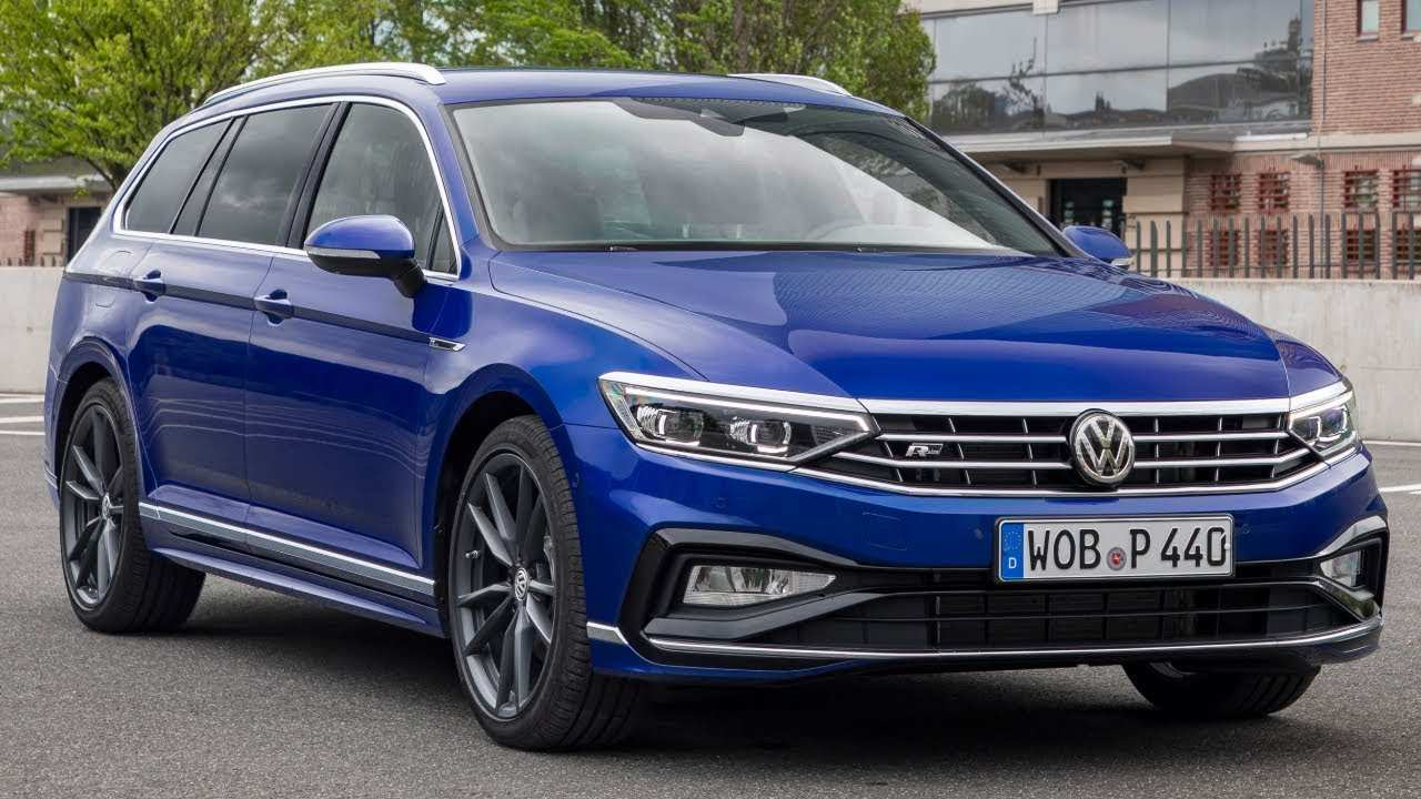 59 All New 2020 Volkswagen Passat Wagon Release Date and Concept