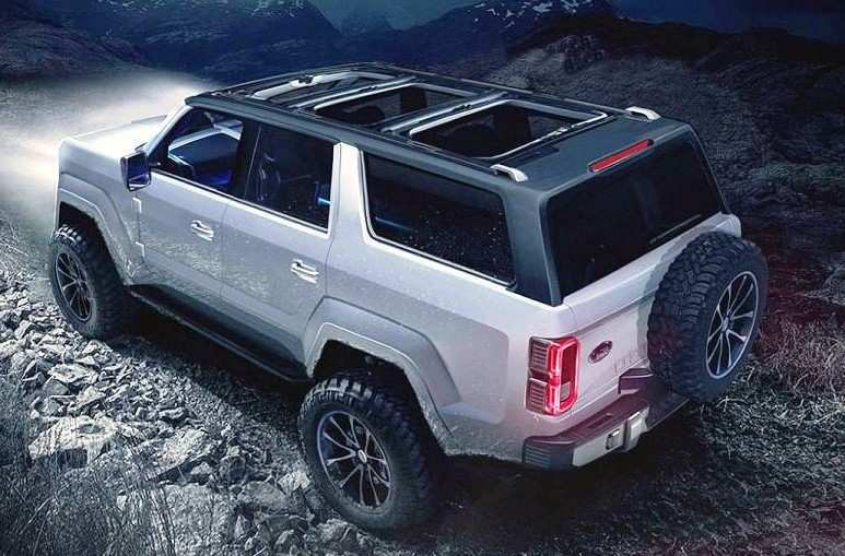 59 Best 2019 Ford Bronco 4 Door Price And Review