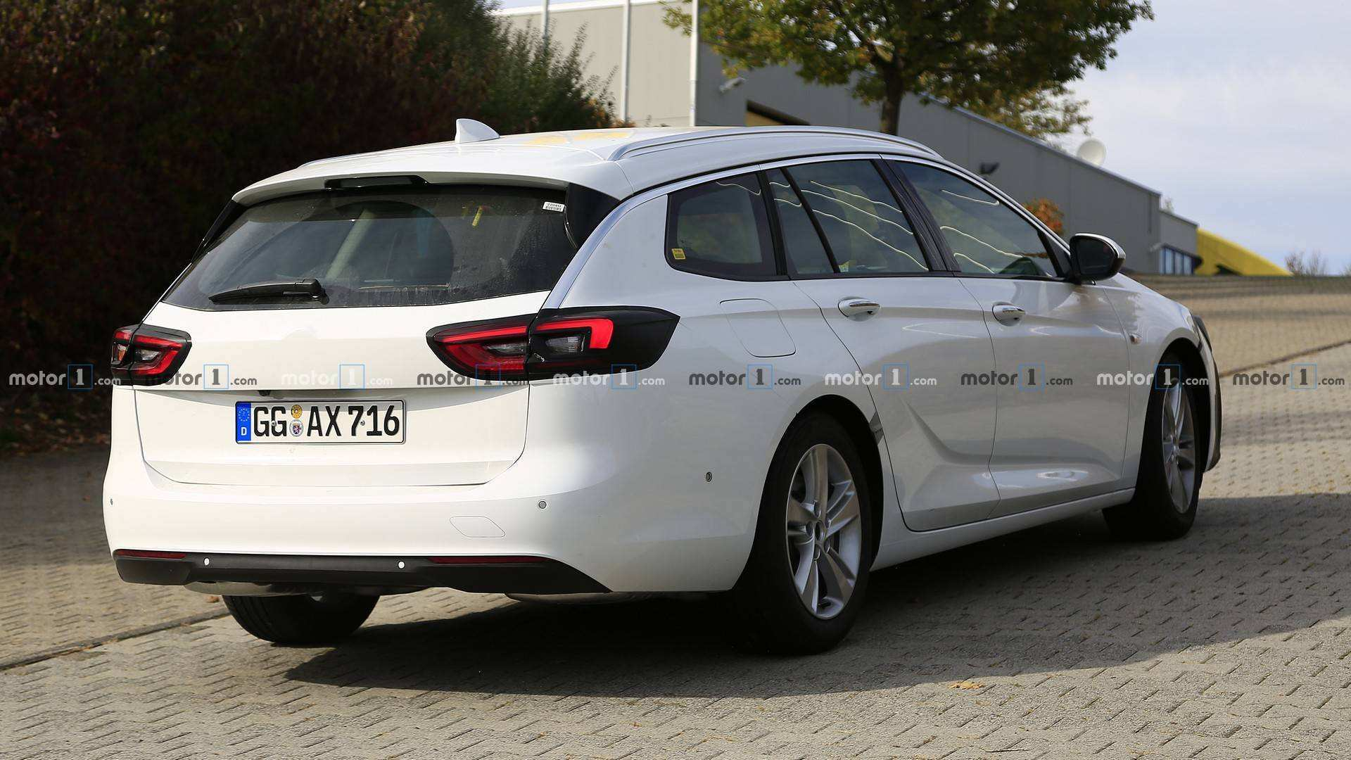 59 Best Opel Insignia Facelift 2020 Concept