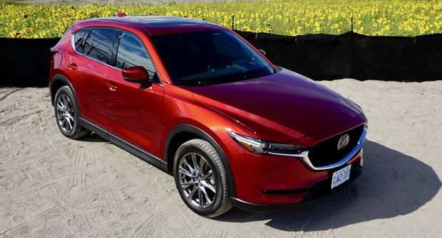 59 Best When Will 2020 Mazda Cx 5 Be Released First Drive