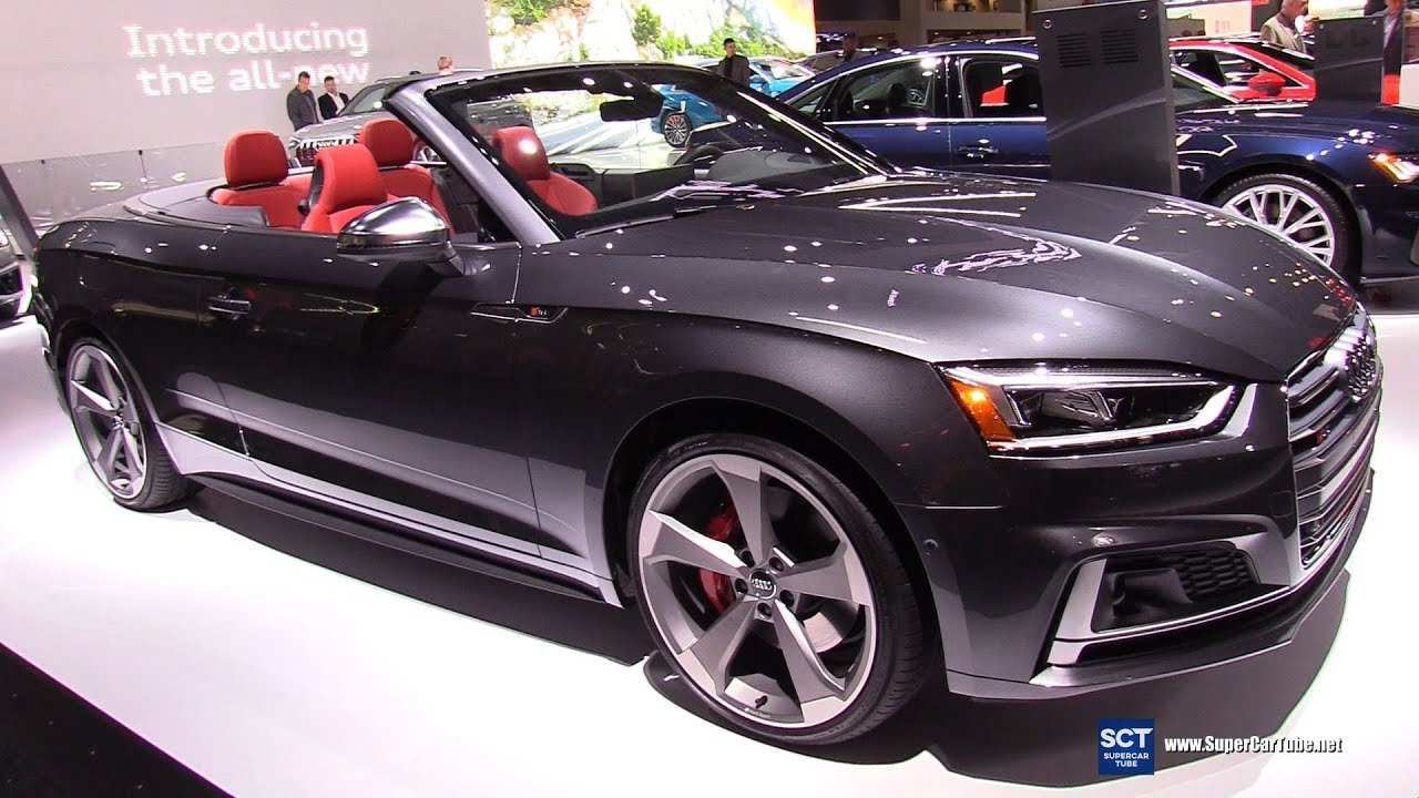 59 The 2019 Audi S5 Cabriolet New Model And Performance