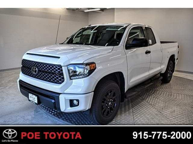 59 The 2019 Toyota Tundra Truck New Model And Performance