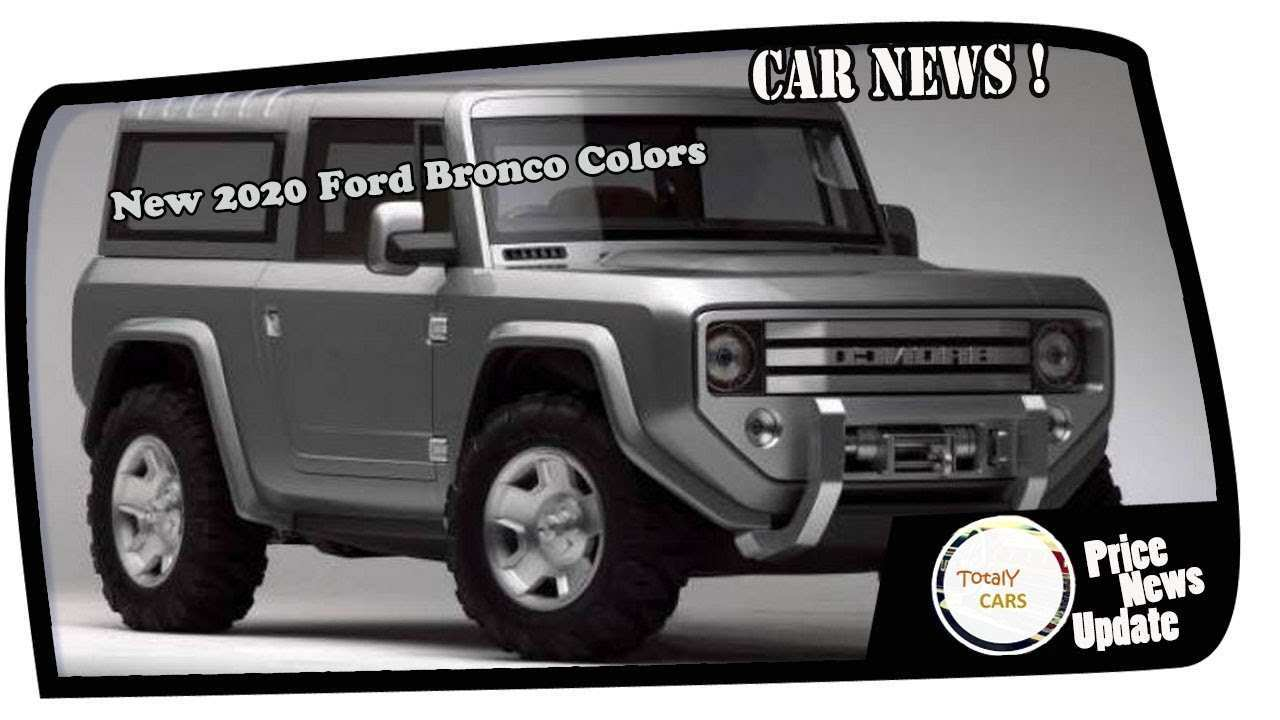 59 The 2020 Ford Bronco Youtube Interior
