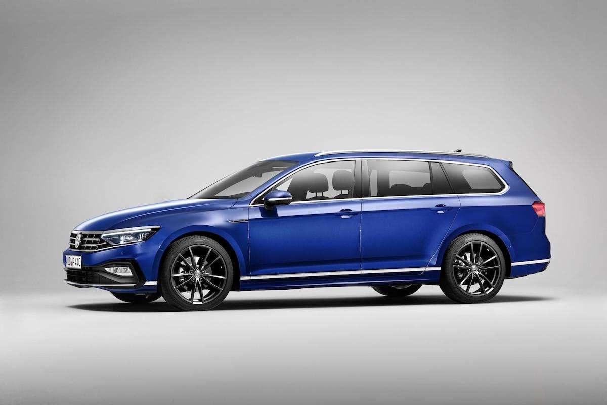 59 The 2020 Volkswagen Passat Wagon Rumors