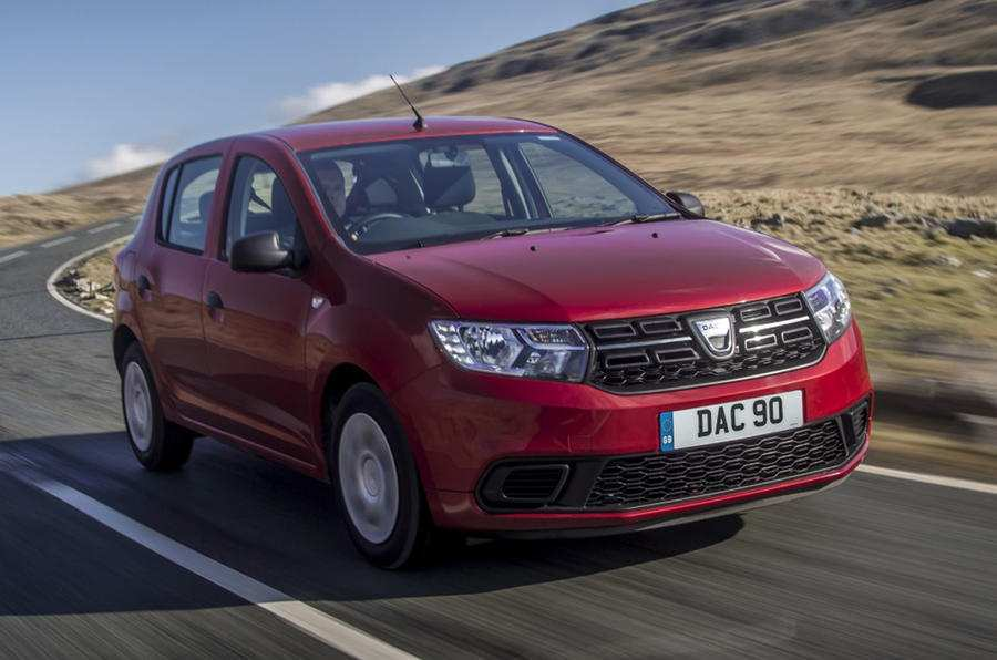 59 The Best Dacia Sandero 2019 Pricing