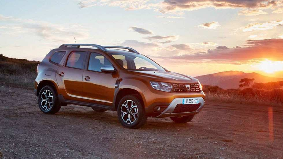 59 The Renault Duster 2019 Colombia Style