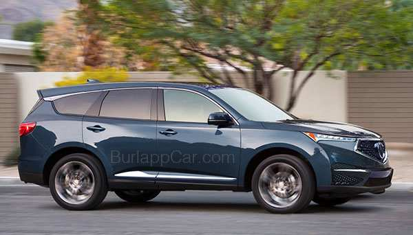 60 A 2020 Acura Mdx Spy Shots Redesign