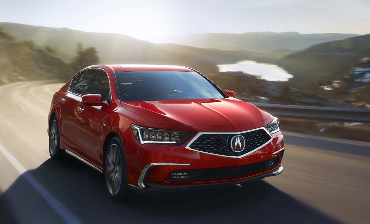 60 A 2020 Acura Rlx Release Date New Concept