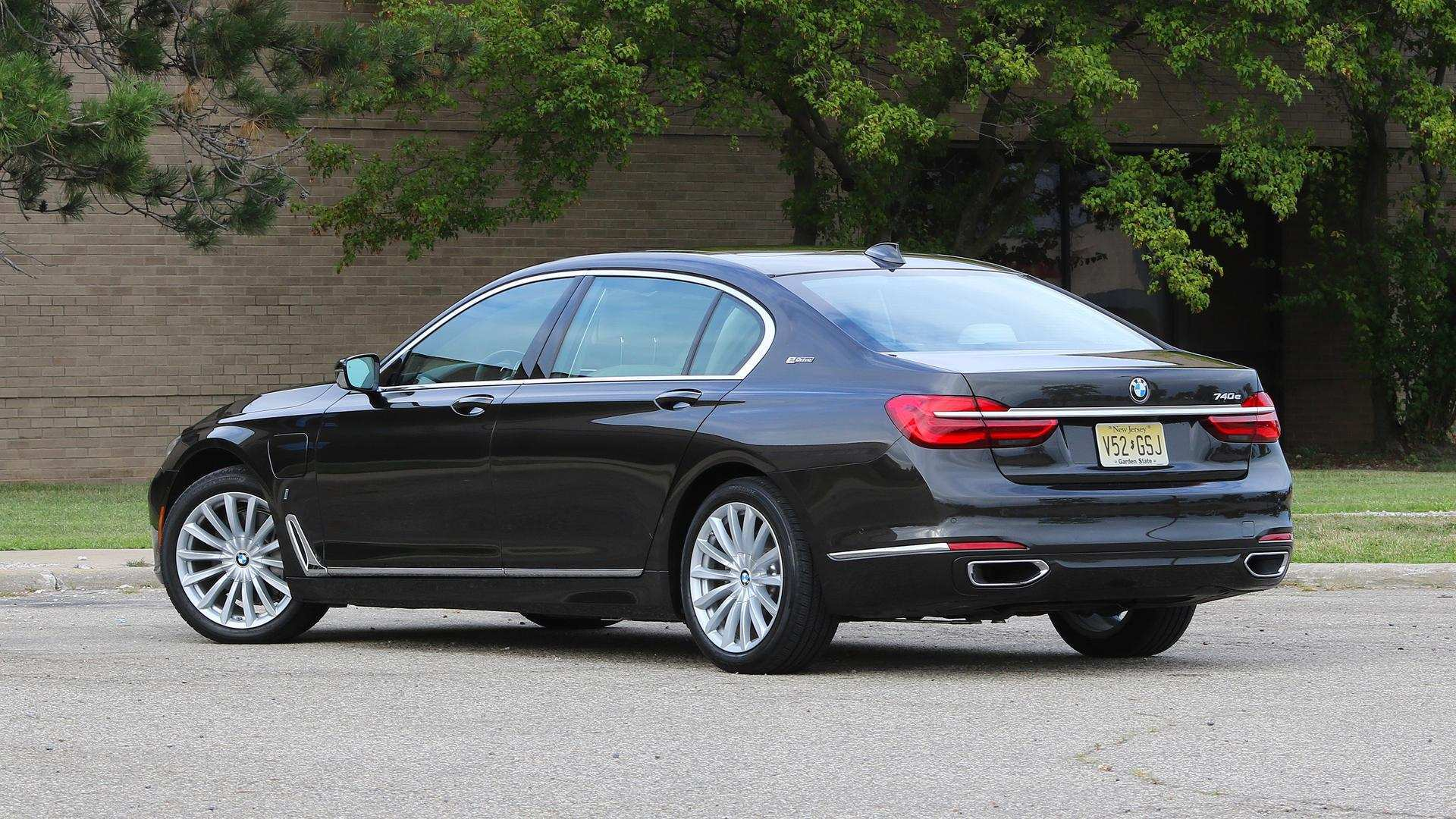60 All New 2019 Bmw 7 Series Configurations Specs