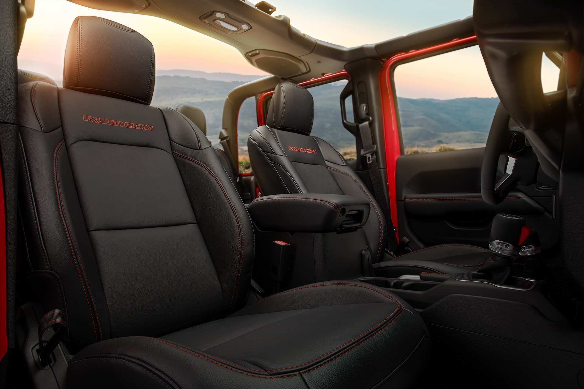 60 All New 2020 Jeep Gladiator Interior Release Date