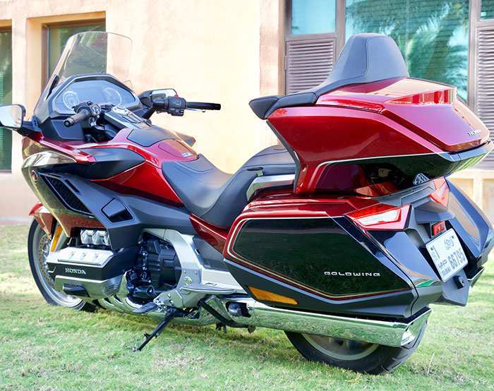 60 All New Honda Goldwing 2020 Engine