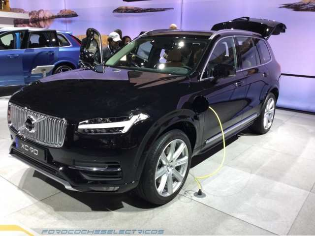 60 All New Volvo 2019 Coches Electricos New Review