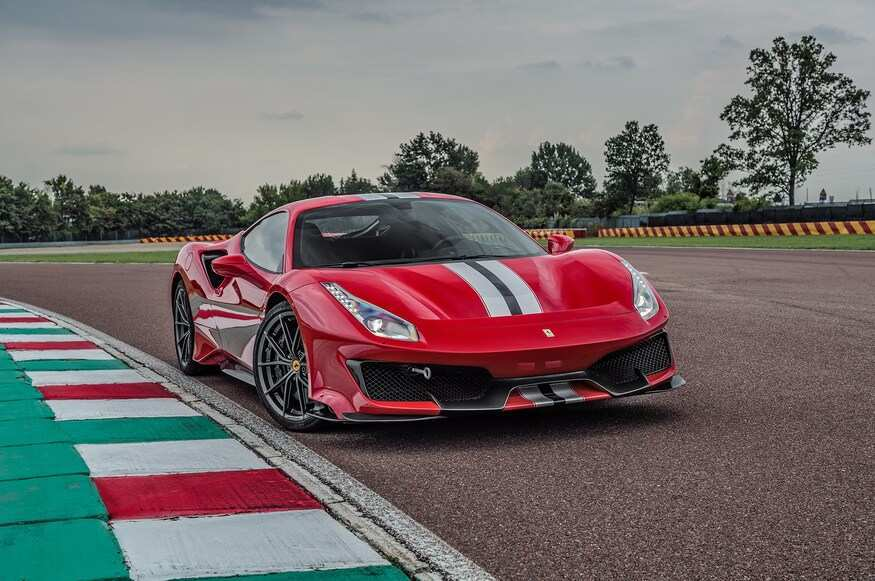 60 Best 2019 Ferrari 488 Pista 2 Redesign And Concept