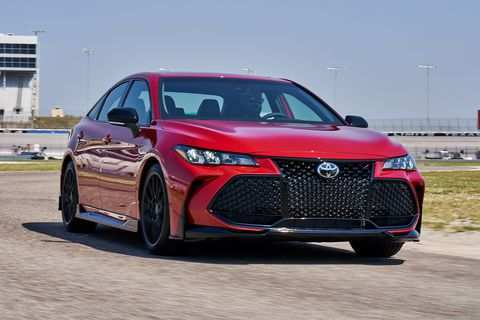 60 Best 2020 Toyota Avalon Redesign Speed Test