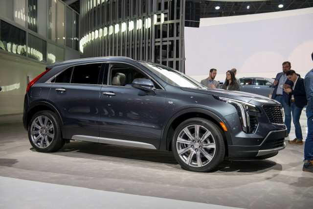 60 New 2019 Cadillac St4 Price Design and Review