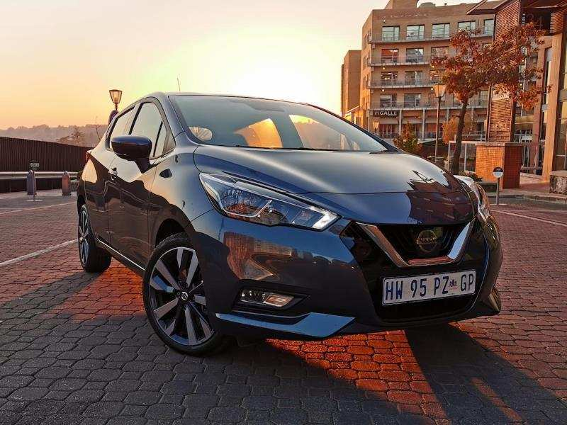 60 New 2019 Nissan Micra Release
