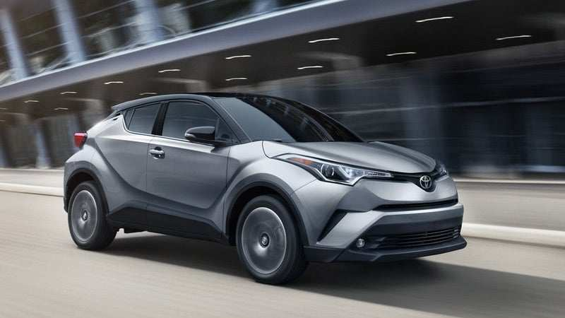 60 New 2019 Toyota C Hr Release Date