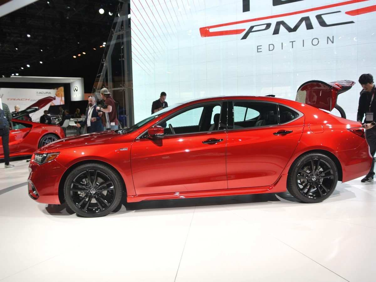 60 New 2020 Acura Tlx Pmc Edition Hp Exterior And Interior
