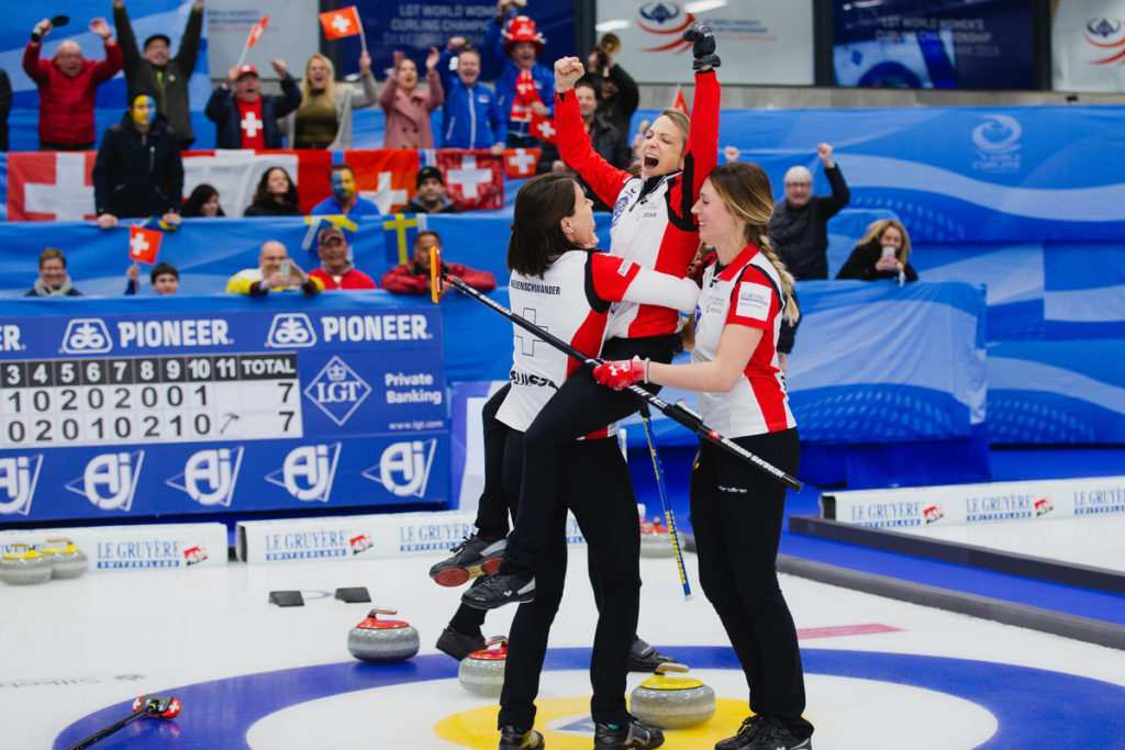 60 The 2019 Ford Womens Curling New Review