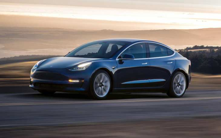 60 The 2019 Tesla Model 3 New Review