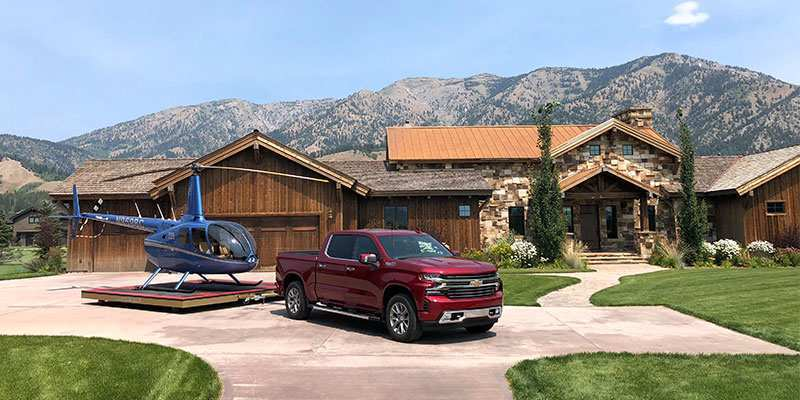 60 The Best 2019 Chevrolet Silverado 1500 Review Performance