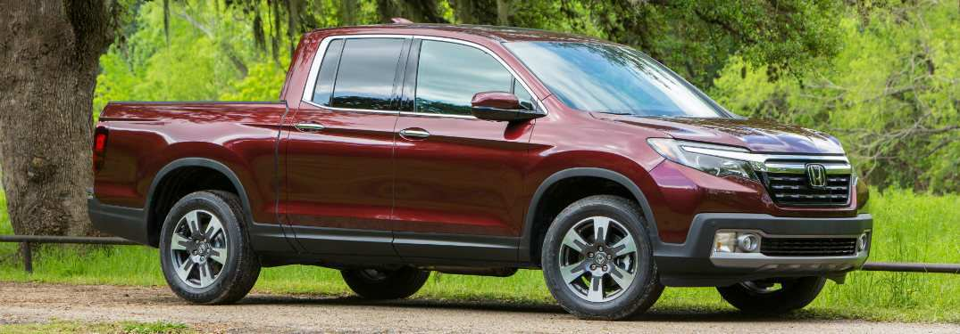 60 The Best 2019 Honda Ridgeline Incentives Release Date