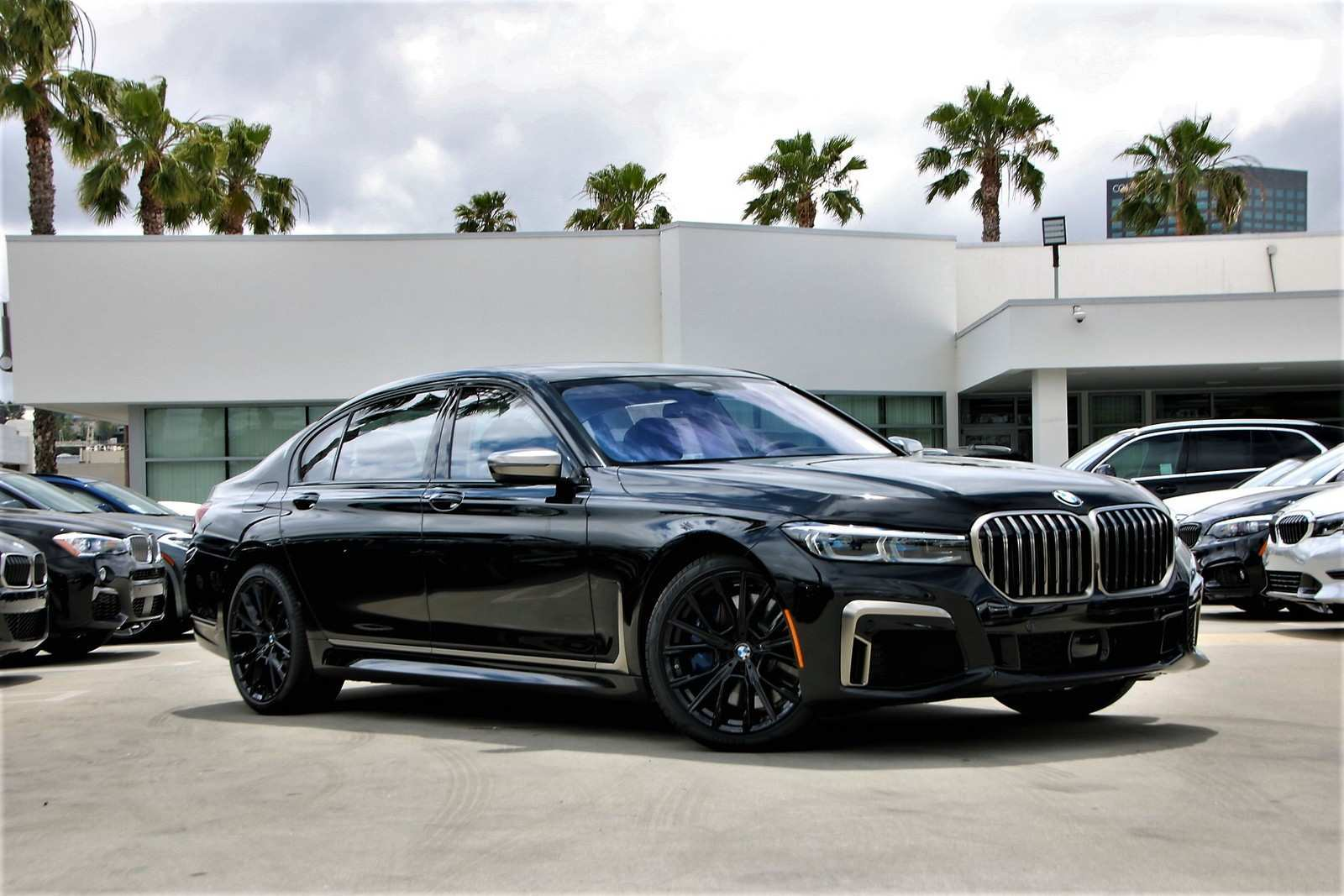 60 The Best Bmw Series 7 2020 Overview