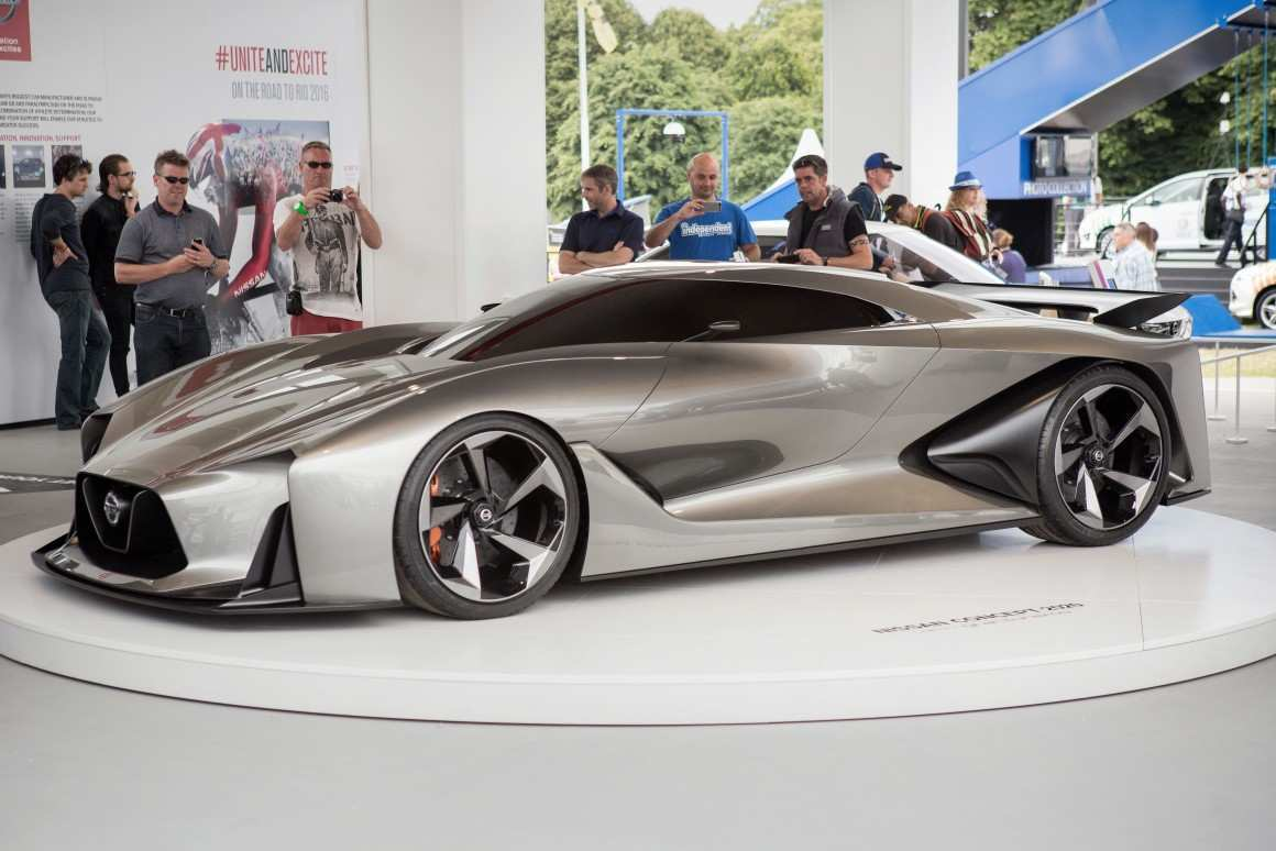 60 The Nissan Vision 2020 Redesign