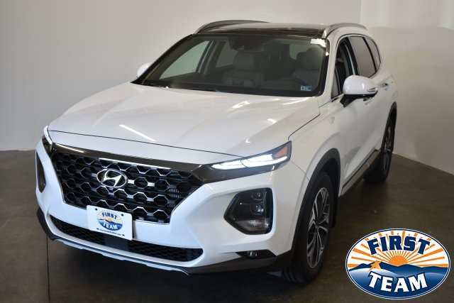 61 A Hyundai Santa Fe 2020 Review