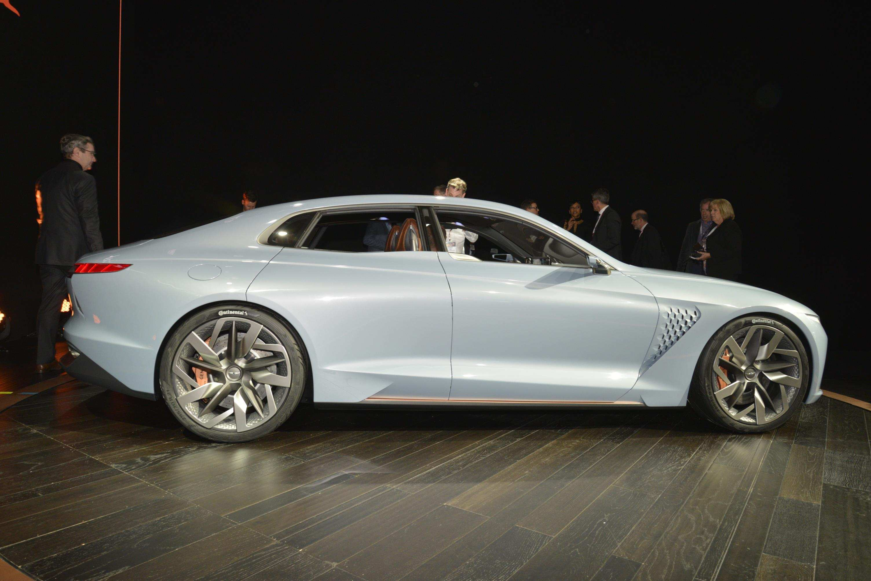 61 All New 2019 Genesis Release Date Price