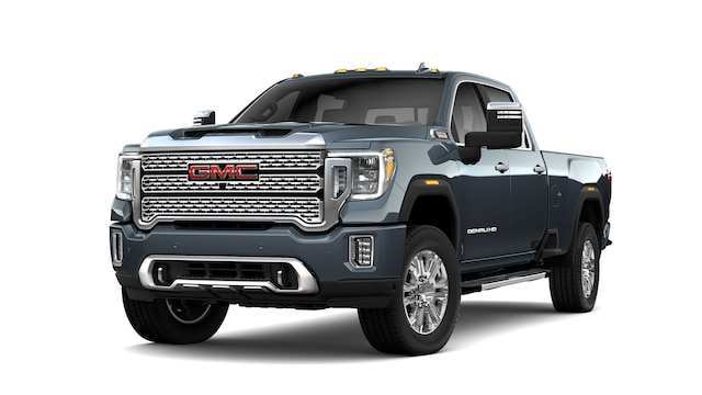 61 All New 2019 Gmc 3 4 Ton Truck Review And Release Date