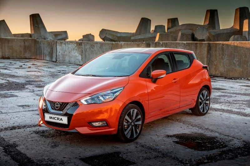 61 All New 2019 Nissan Micra Interior