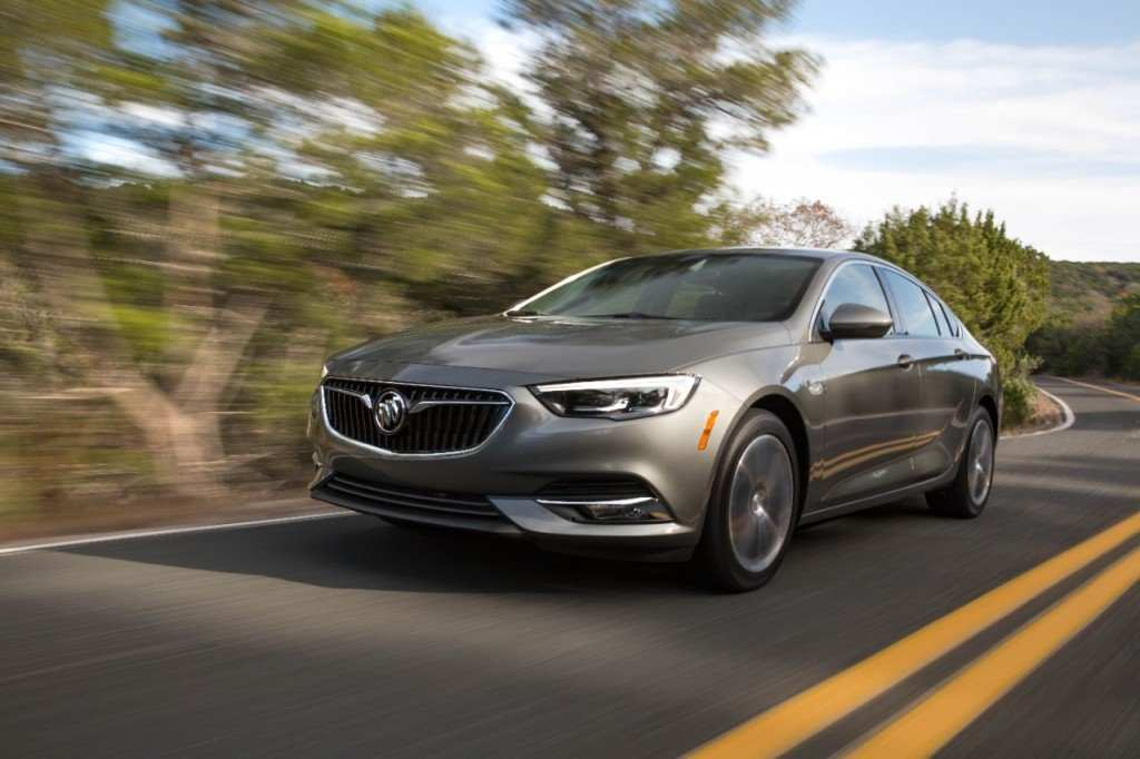61 All New 2020 Buick Lacrosse Refresh Specs and Review