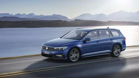 61 All New 2020 Volkswagen Passat Wagon Wallpaper