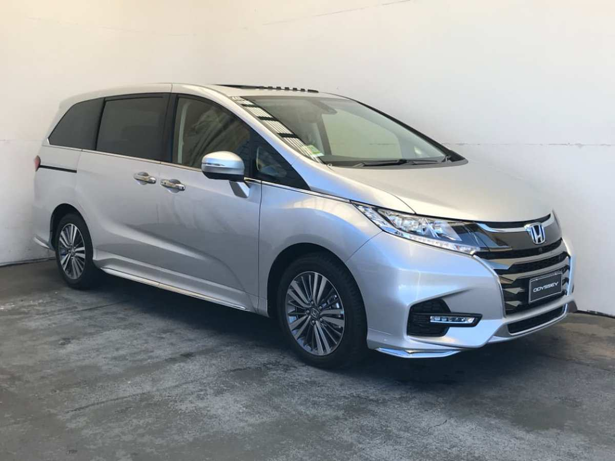 61 All New Honda Odyssey 2019 Australia Price Design And Review