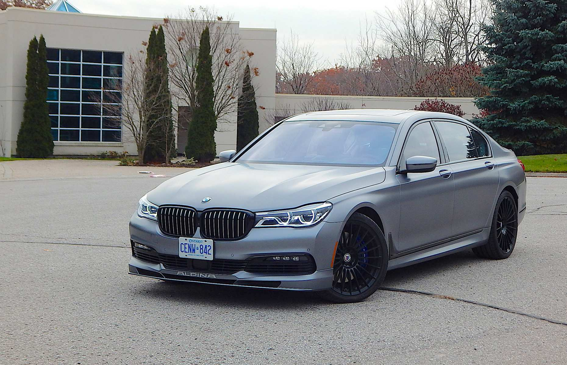61 Best 2019 Bmw B7 Overview