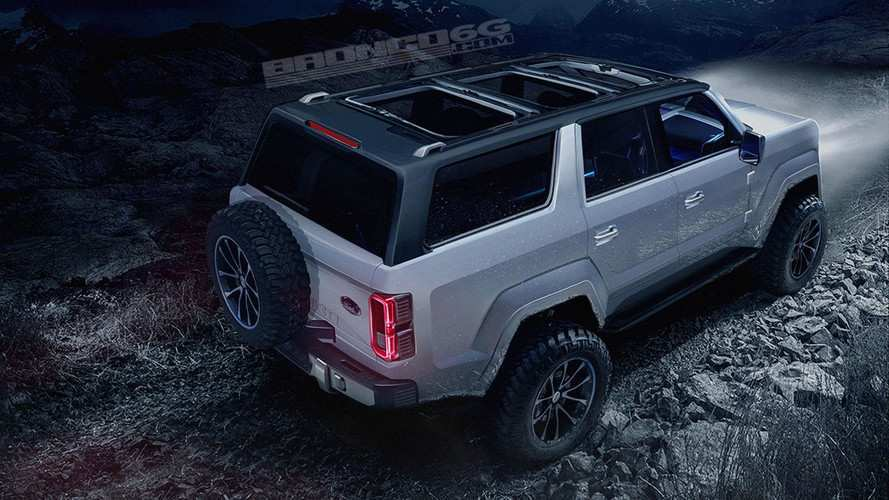 61 Best 2020 Ford Bronco 6G Style