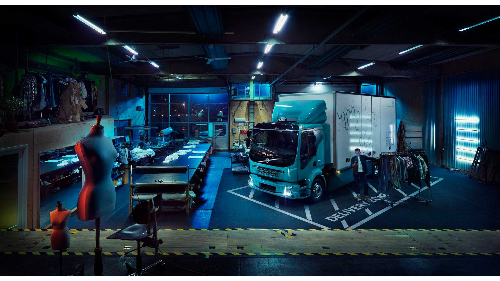 61 Best Volvo Electric Truck 2020 Picture
