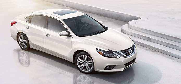 61 New 2017 Nissan Altima 2 5 Concept