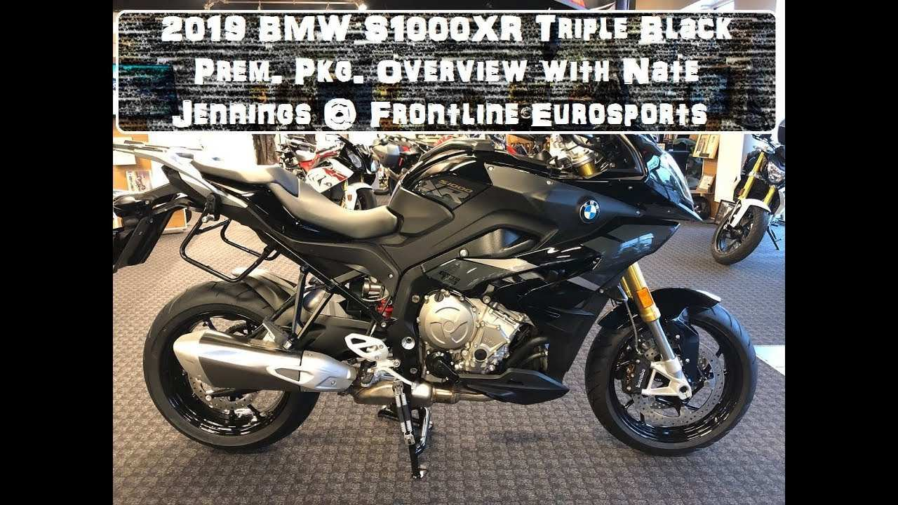 61 New 2019 Bmw S1000Xr New Model And Performance