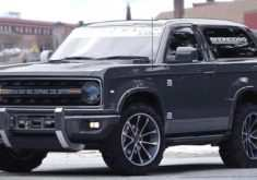 2019 Ford Bronco 4 Door,
