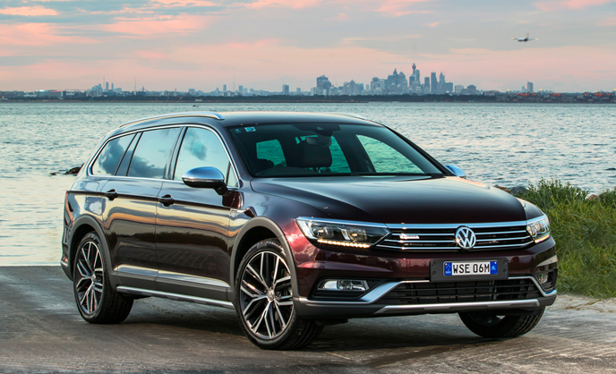 61 New 2020 Volkswagen Passat Wagon Redesign