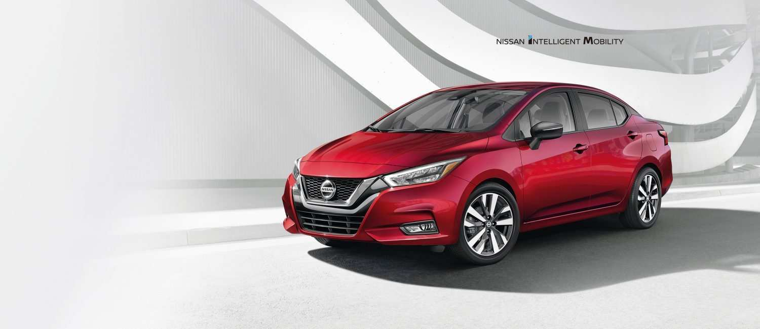 61 New Nissan Versa Note 2020 Exterior And Interior