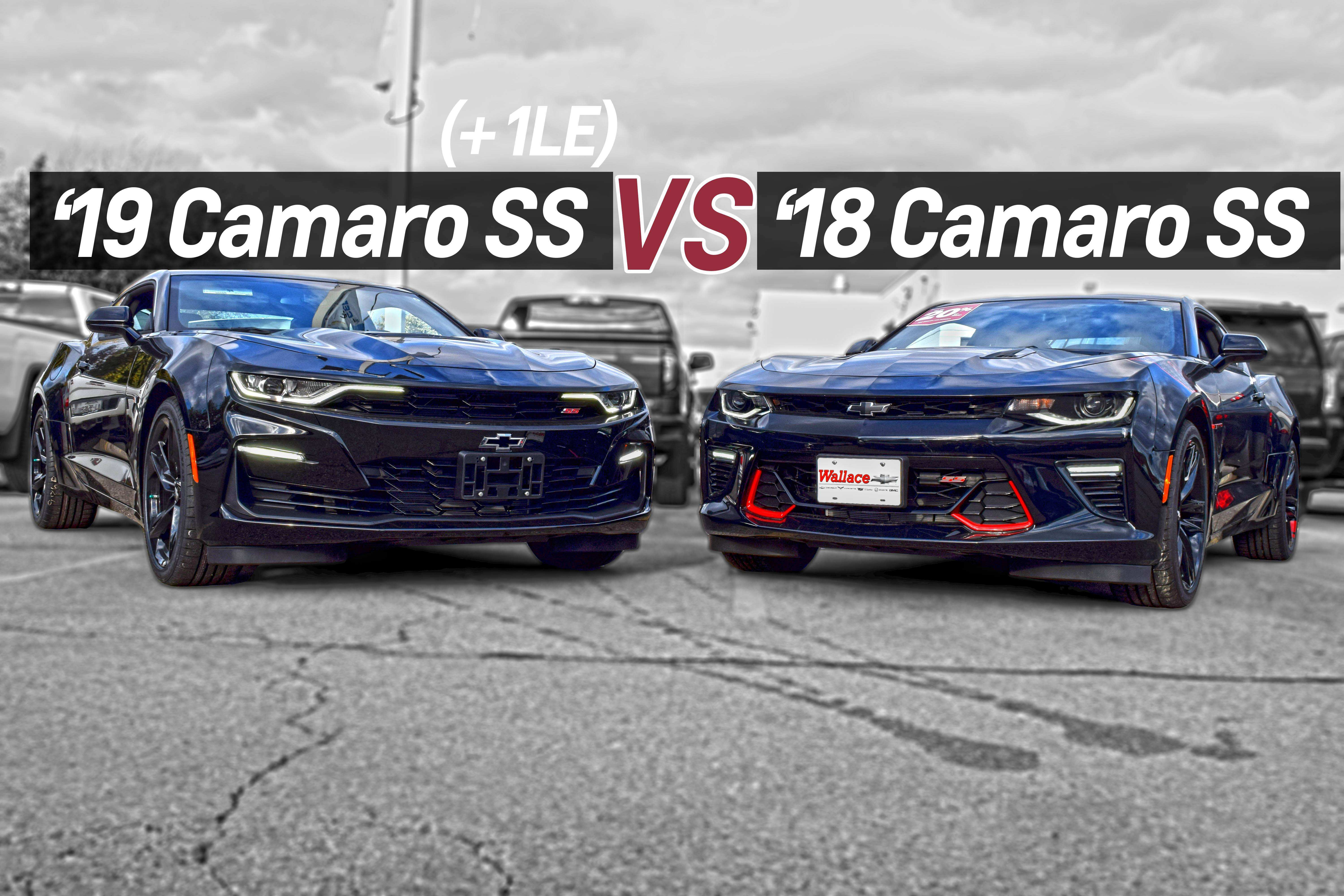 61 The 2019 The Camaro Ss Picture
