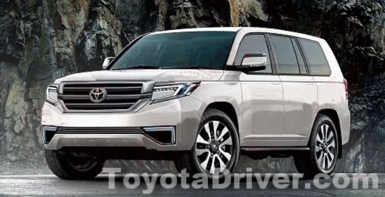 61 The 2020 Toyota Prado Review And Release Date