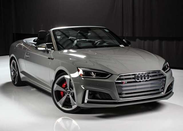 61 The Best 2019 Audi S5 Cabriolet Release