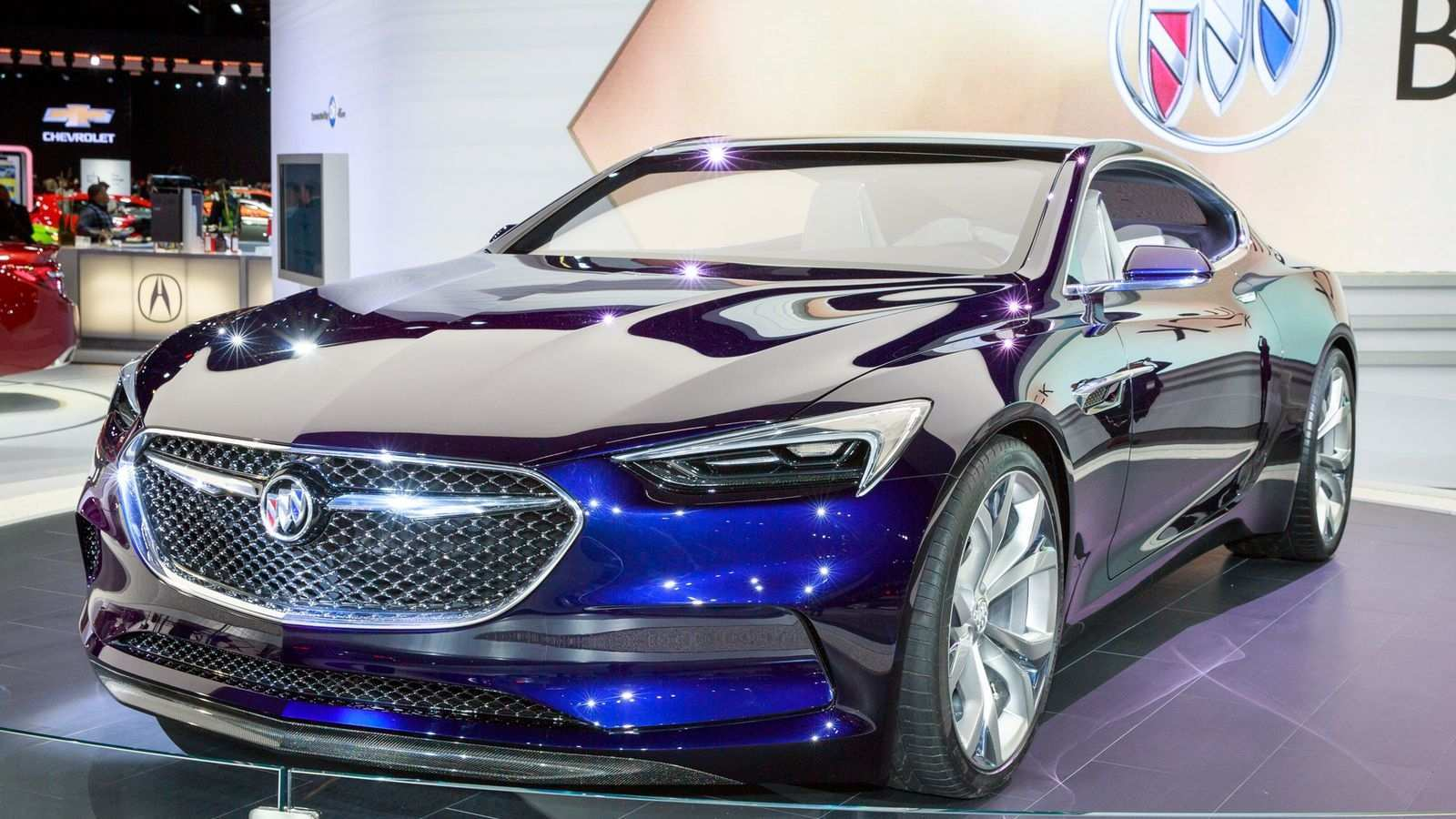 61 The Best 2019 Buick Avista Redesign And Review