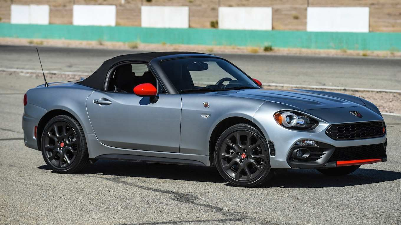 61 The Best 2019 Fiat Abarth 124 Spider Release Date