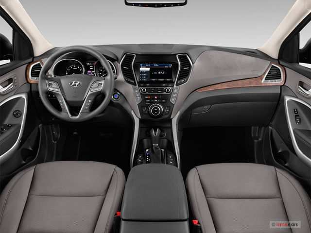 61 The Best 2019 Hyundai Santa Fe Interior Specs And Review